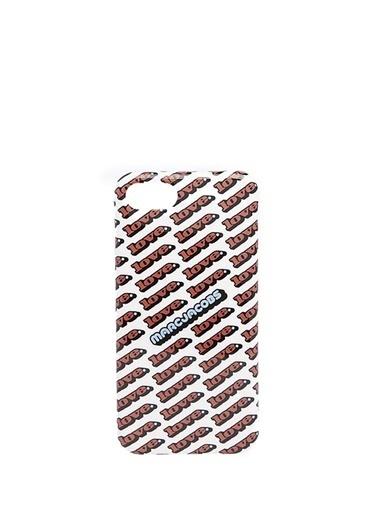 Marc Jacobs Cep Telefonu Kılıfı Beyaz